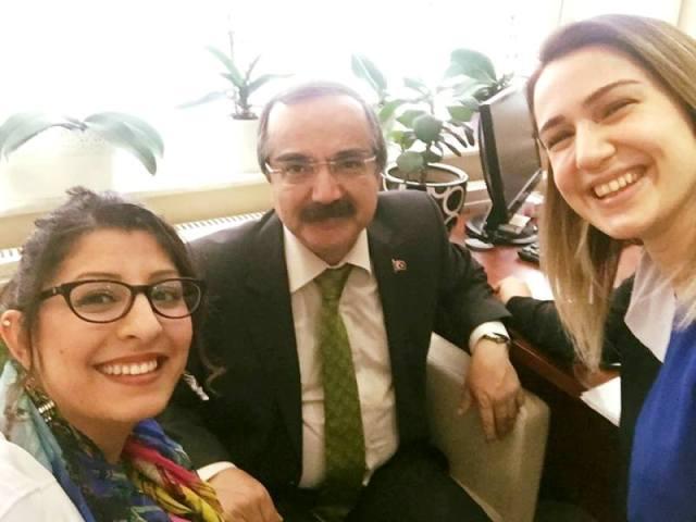 Vali Hüseyin Avni Coş  Vatan Hastanesini ziyaret etti