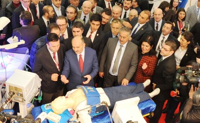 Sağlık devleri 23. kez İstanbul'da buluştu