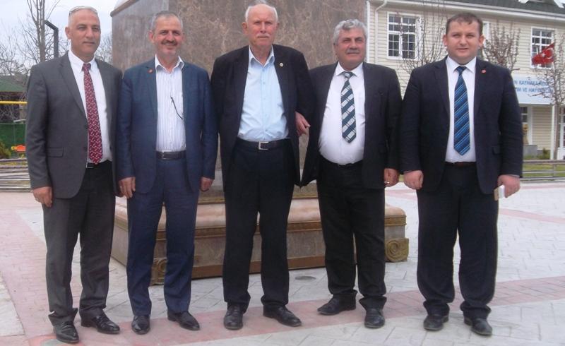 Sabri Karabaşoğlu'nu dostları yalnız  bırakmadı