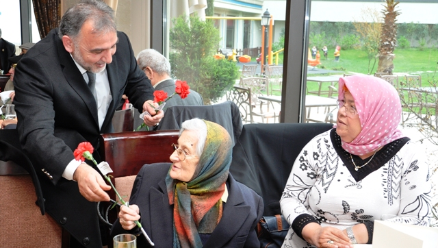NG Sapanca'da  Yaşlılar Haftası'na Özel Etkinlik