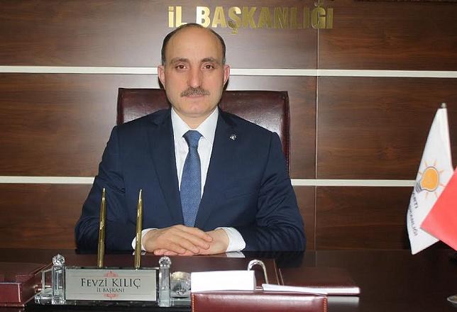 """AK Parti Sakarya""""Sevgi Yürüyüşü""""  yarın  saat 16.00'da"""