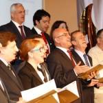 Serap Mutlu Akbulut Yönetiminde Başkanlar Korosu Yine Sahnede