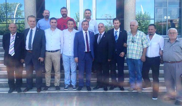 TÜRSAB Yedigöller'in kongresine katıldılar