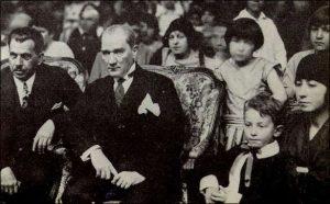 10 Kasım Atatürk'ü Anma Ve Anlama Günü…