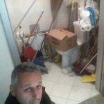 Düzce'de Engelli Tuvaleti Depo  Oldu