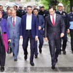 İstanbul'un Manevi Fatihi Akşemseddin Dualarla Anıldı