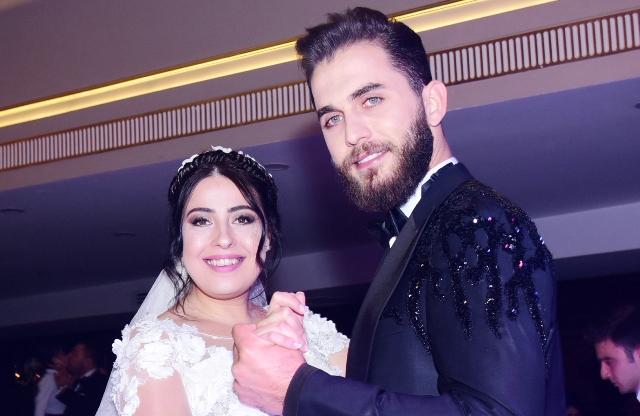 Burçak Ilıman  Oyuncu Erkan Çelik ile görkemli bir düğünle evlendi.