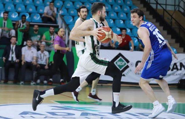 Sakarya  Büyükşehir Basket Süper Lig'de