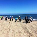 Karasulu Öğrencilerden Farkındalık Yaratmak İçin Sahil Temizliği