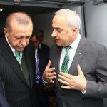 Kösemusul Cumhurbaşkanı Erdoğan'a Sakarya'nın Yerli Oto Hedefini Anlattı