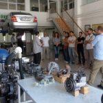 ADAPAZARI Fatih Mesleki ve Teknik Anadolu Lisesi  Misafir Öğretmenlere Tanıtıldı