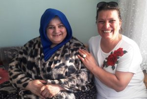 Bayram'da  Hatırlanmayan Anneler Vardı