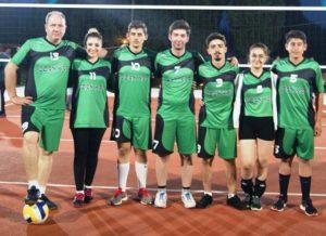 Kaynaşma ve Dostluk Voleybol Turnuvası  Başladı