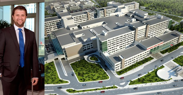 Eskişehir Şehir Hastanesi, Avrupa'nın En İyisi