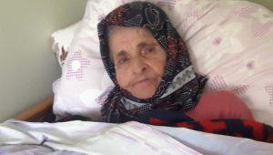 6 Çocuk sahibi 80 yaşında Anne Bakıcının Elinde Kaldı