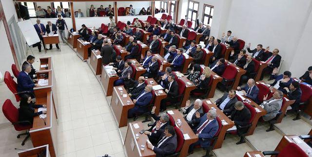 Büyükşehir Meclisi 13 Ocak Pazartesi günü toplanıyor.