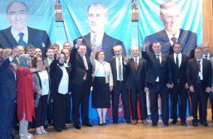 MHP Sakarya İl Başkanı M. Levent Bülbül Güven Tazeledi