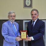 Doç. Dr. Mehmet Emin Altundemir görevlerine başladı