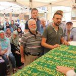 Yusuf Mahmutoğlu'nu son yolculuğuna binlerce kişi uğurladı