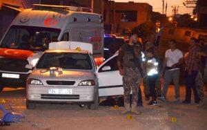 İki aile  Kız Kavgası  yaptı 2  ölü  9 Yaralı