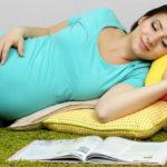 Yaz sıcaklarında anne adaylarına uyku tüyoları