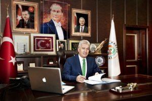 Mehmet İspiroğlu  ' nun 10 Kasım Atatürk'ü Anma Günü Mesajı