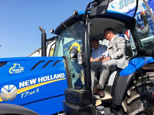 New Holland  Söğütlü Tarım, Hayvancılık ve Süt Festivali'nde