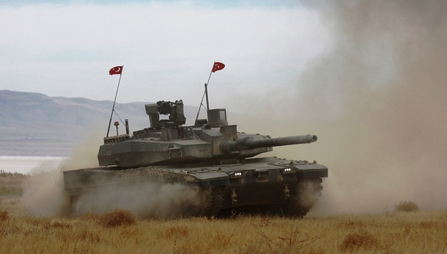 Otokar, Altay Tankı Seri Üretimi için Teklifini Sundu