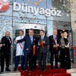 Dünyagöz Bakü Resmi Tören ile Açıldı