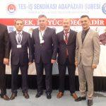 TES-İŞ Adapazarı Şube Başkanı  İrfan Kabaloğlu yeniden seçildi