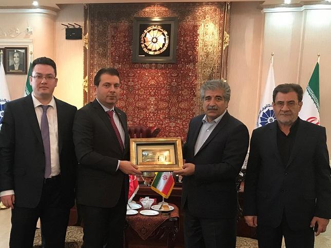 Sakarya MÜSİAD'dan İran iş gezisinde baş döndüren iş görüşmeleri