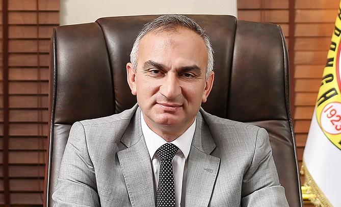 """Başkan Doç. Dr. Aydın Yılmazer'in, """"Kurban Bayram""""ı Mesajı"""