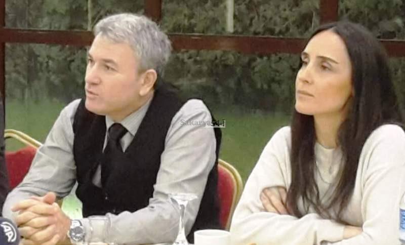 Türkiye Basketbol Federasyonu Heyeti, Sakarya Basını İle Buluştu
