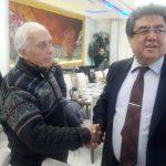 Adapazarı Gar Müdürü Hüsamettin Töre Reçeteyi Yazdı