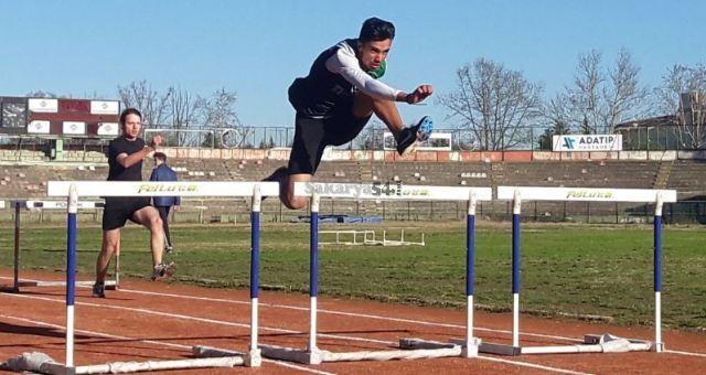 Okul Sporları Gençler (A-B) Atletizm İl Birinciliği sona erdi