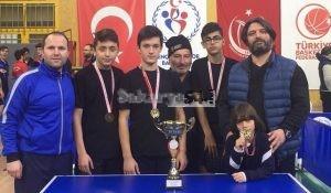 Genç Raketler Ödüllerine Kavuştu