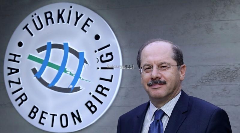 Türkiye Hazır Beton Birliğinden millî duruş çağrısı