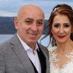 Gazeteci Hamdi Yuluğ Leyla Aydemir dünya evine girdi.