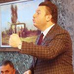 MHP Adapazarı Sakarya Medyası ile Akşam Yemeğinde Buluştular