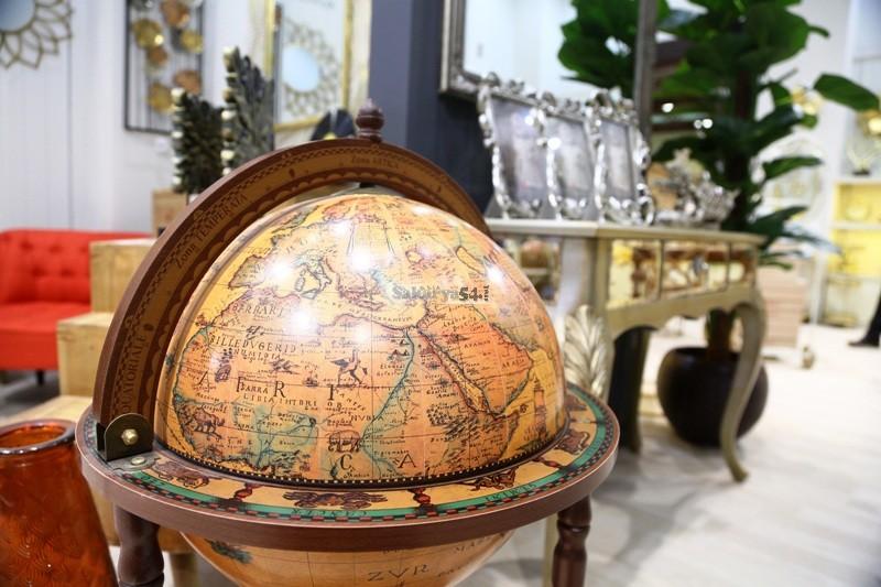 Türkiye'nin Ev Dekorasyon Markası Biev Uluslararası Mobilya Fuarında