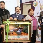"""Vali Balkanlıoğlu """"Planlı Ormancılıkta 100. Yıl Kutlama Töreni""""ne Katıldı"""