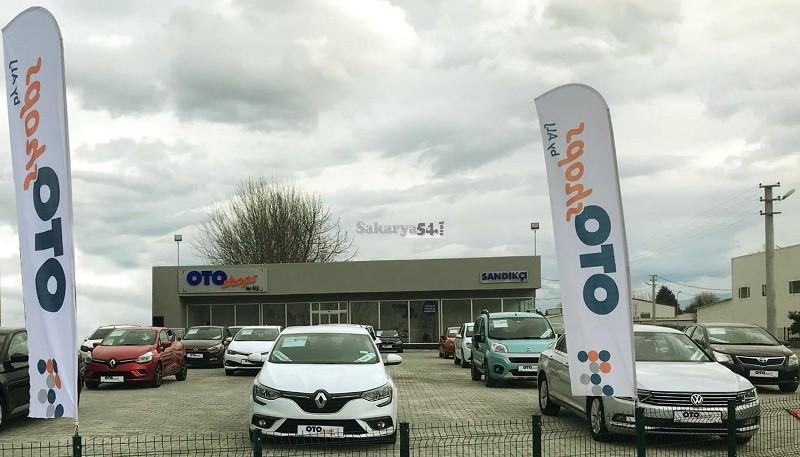 Otoshops'un En Yeni Yetkili Satıcısı Sakarya'da hizmete açıldı