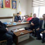 Sakarya Medya Dernek Başkanından Sofu ya 'Hayırlı Olsun' Ziyareti
