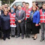 """Vali Balkanlıoğlu, """"Tüm Halkımızı Kızılay Kan Bağışı Kampanyasına Katılmaya Davet Ediyorum"""""""