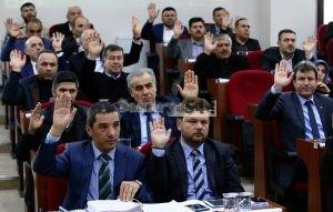 Sakarya Büyükşehir Meclisi 77 maddeyi görüşecek