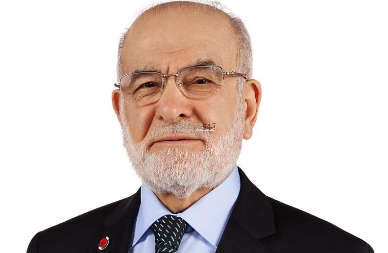 Saadet Partisi  Genel Başkanı Temel Karamollaoğlu 18 Şubat'ta Sakarya'da