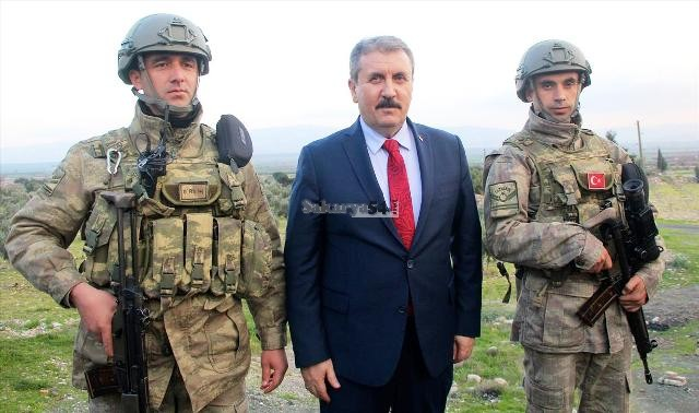 Mustafa Destici 'Cumhur İttifakı'nın oy oranını açıkladı