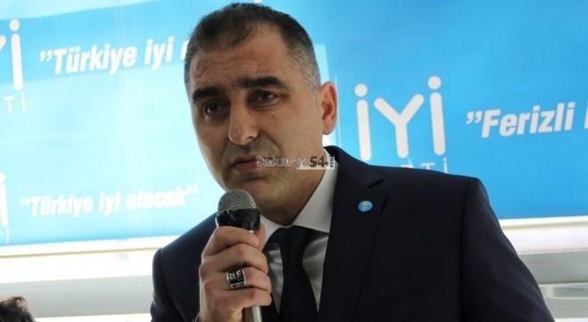 İyi Parti Ferizli Kongresinde Fatih Akgün  ilçe başkanı seçildi