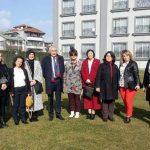 İyi Parti Sakarya Teşkilatı Sakarya Medyası ile Kahvaltıda Bir araya geldi