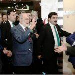Saadet PartisiGenel BaşkanıTemel Karamollaoğlu Sakarya'da